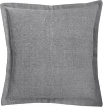 Achat en ligne Coussin de sol en canvas Côme gris souris 60x60cm