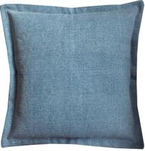 Achat en ligne Coussin de sol en canvas Côme bleu postal 60x60cm