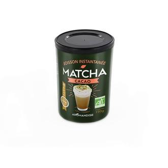 Thé matcha cacao 150g