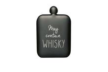 Achat en ligne Fiole whisky en acier inoxydable 175ml