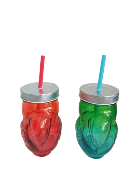 Achat en ligne Mug jar Toucan 40cl assortis