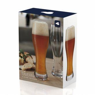 2 verres à bière Taverna 500ml