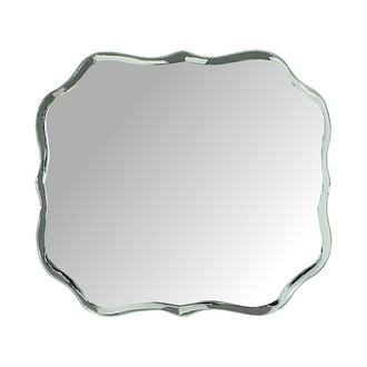 Miroir charme 14x12cm