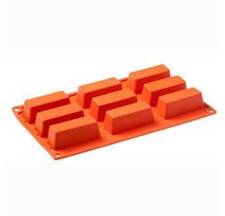 Achat en ligne Moule à 9 mini cakes en silicone 30x17,5cm