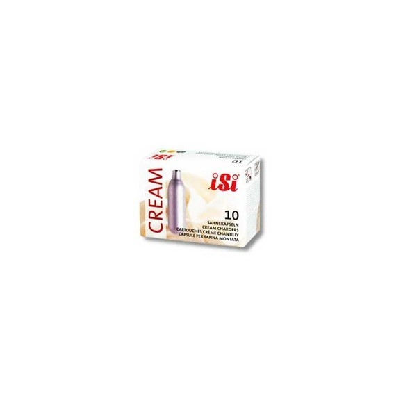 Cartucce per sifone da 8,4g, 10 pezzi