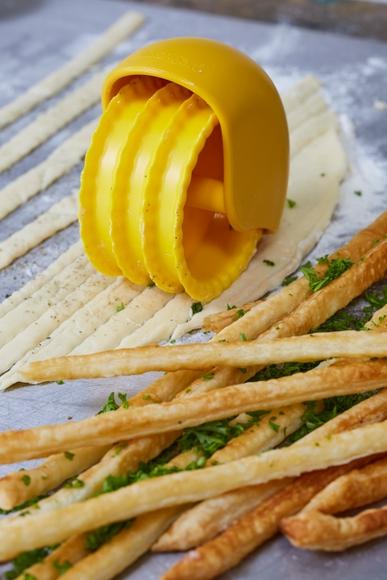 Achat en ligne Roulette pour gressins en silicone Bake'n'roll