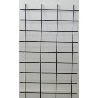 Pèle-mêle filaire noir xxl 120x80cm