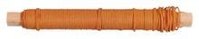 Achat en ligne Fil de papier orange 0,55mm ø