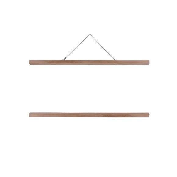 acquista online Supporto per poster in legno naturale 71cm