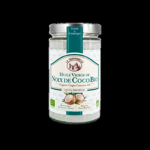 Achat en ligne Huile vierge Noix de coco Bio 610ml