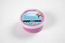 Achat en ligne Pot de pâte Foam violette