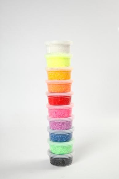 Achat en ligne 10 Boîtes de pâte Foam à modeler