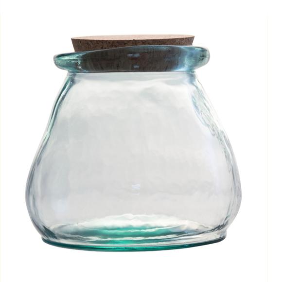 Achat en ligne Contenant verre 1,5l avec bouchon en liège