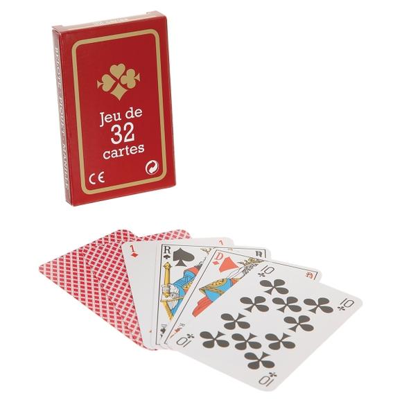 Achat en ligne Jeu de 32 cartes