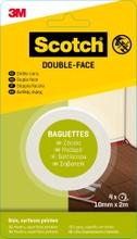 Achat en ligne 4 doubles faces 10mmx2m pour baguette électrique