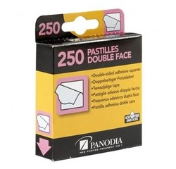 Achat en ligne Lot de 250 pastilles double face pour photos