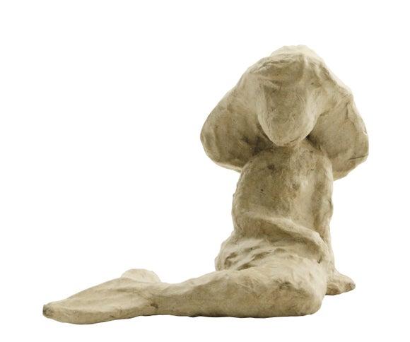 Achat en ligne Sirène assise Decoptach 9,5cm
