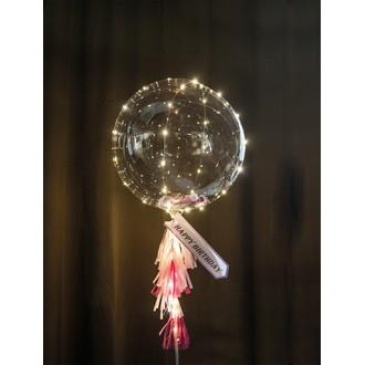 Bubble ballon diam 24cm