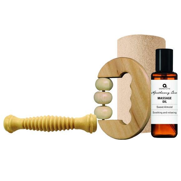 Kit massage de voyage