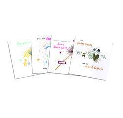 Achat en ligne Carte double glitter et strass 15x15cm avec enveloppe