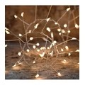 Guirlande lumineuse boa blanc chaud 5m