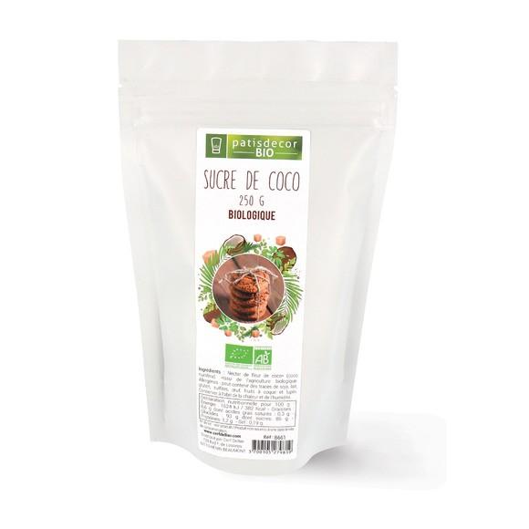 Sucre de coco bio 250g