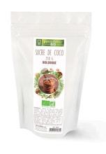 Achat en ligne Sucre de coco bio 250g