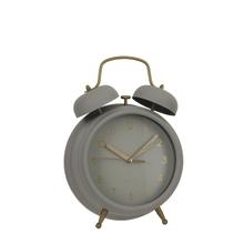 Achat en ligne Réveil buzz gris 19,5cm