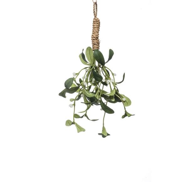 Bouquet de gui à suspendre 32cm