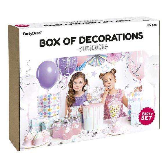 Box Anniversaire Licorne Pas Cher Zôdio