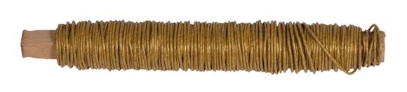 Achat en ligne Ficelle de papier or Ø0,55cm