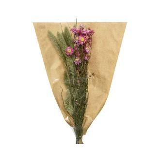 Bouquet de fleurs séchées mix