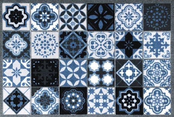Achat en ligne Tapis 50x75 cm carreaux Valenzia