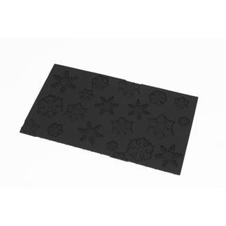 Tapis silicone flocons