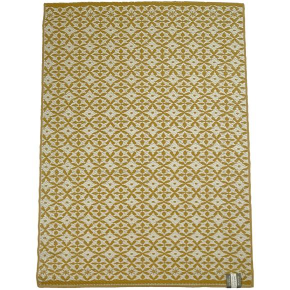 Tapis de sol Mareva safran 120x170cm