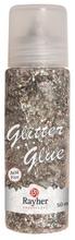 Achat en ligne Glitter glue argent