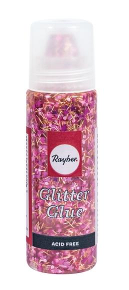 Achat en ligne Glitter glue rose