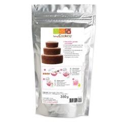 compra en línea Preparado ecológico para bizcocho de chocolate (300 gr)