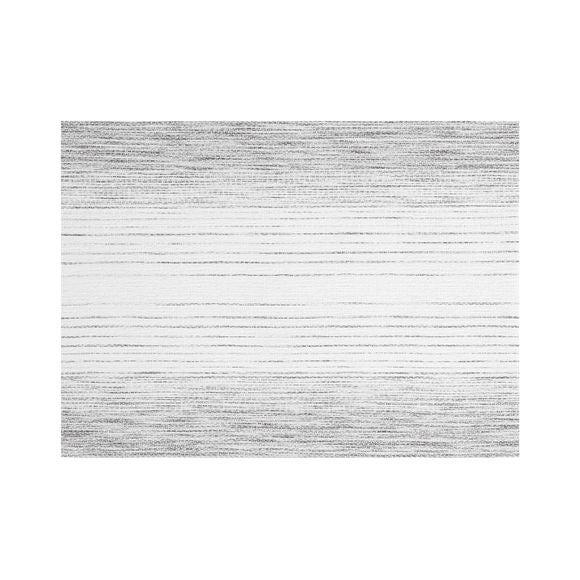 acquista online Tovaglietta americana rettangolare cotone grigio 33x45cm