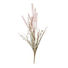 Achat en ligne Fleurs séchées Erica saumon 160xd5cm
