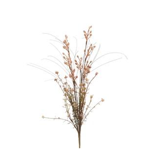 Fleurs séchées baie marron 154xd5cm