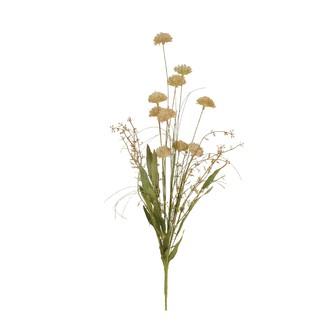 Fleurs séchées santini vertes 153xd7cm