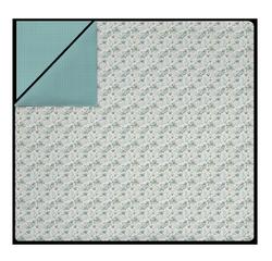 Achat en ligne Housse de couette 260x240cm en percale Happy paon