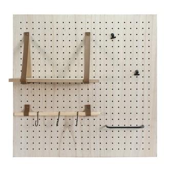 Pegboard bois xxl 60x80cm