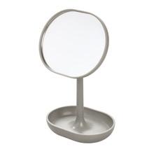 Achat en ligne Miroir à poser plastique gris