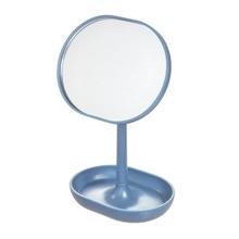 Achat en ligne Miroir à poser plastique bleu