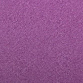 Set de 24 feuilles de décoration violet Etival 50x65cm