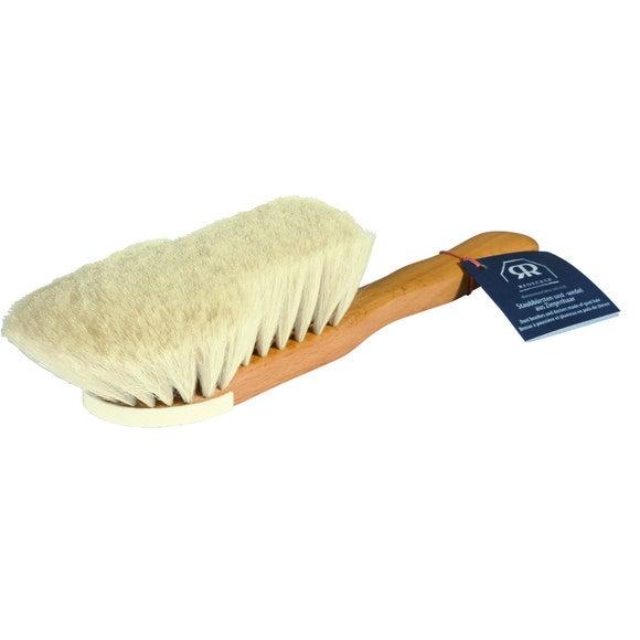 Brosse à poussière en poils de chèvre 27cm