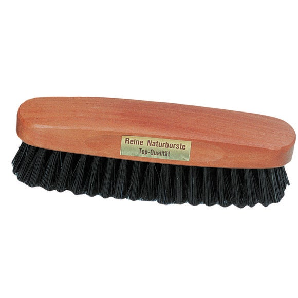 Brosse pour vêtement en bois de poirier 13,5cm