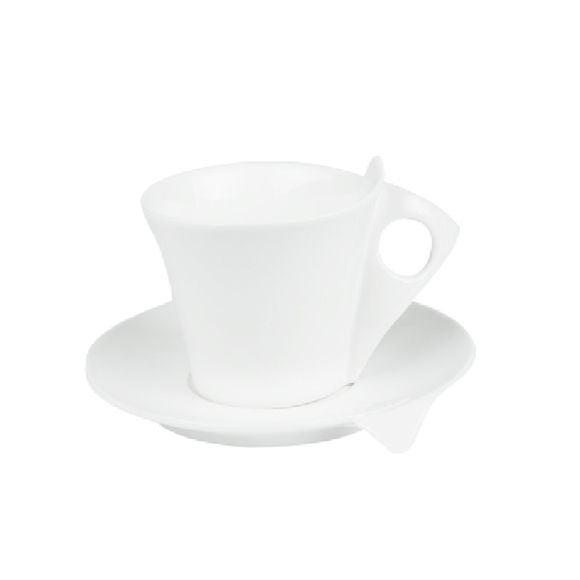 Coffret 6 paire tasses à café Libra